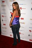 Heidi Cortez  at a Private Premiere Party for TLC's 'Who Are You Wearing'. Stork, Hollywood, CA. 08-22-08