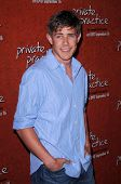 Chris Lowell   at the Private Practice: The First Season - Extended Edition DVD Launch Event. Roosevelt Hotel, Hollywood, CA. 09-02-08