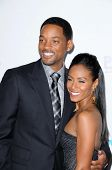Will Smith and Jada Pinkett Smith   at the Los Angeles Premiere of 'The Women'. Mann Village Theatre