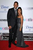 Will Smith and Jada Pinkett Smith   at the Los Angeles Premiere of 'The Women'. Mann Village Theatre, Westwood, CA. 09-04-08