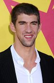 Michael Phelps  at the 2008 MTV Video Music Awards. Paramount Pictures Studios, Los Angeles, CA. 09-