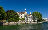 Dominicans Island In Konstanz, Germany