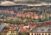 Heidelberg Castle - Germany, Baden-wurttemberg
