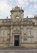 Cathedral Of Santa Maria Assunta In Lecce