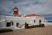 Lighthouse Of Cabo De Sao Vicente, Sagres,algarve,portugal