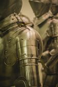 Protection, Medieval iron armor, Spanish armada