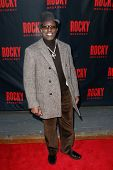 NEW YORK-MAR 13: Actor Wesley Snipes attends the 'Rocky' Broadway opening night at the Winter Garden
