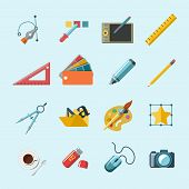 Designer Tools Icons