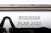 Business Plan 2015