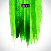 Vector abstract hand drawn background, spring background.