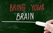 Bring Your Brain