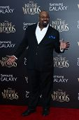NEW YORK-DEC 8: Actor James Monroe Iglehart attends the