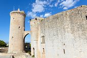 Bellver Castle, Palma Of Mallorca, Spain
