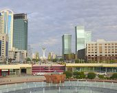 Administrative And Cultural Center Of Astana