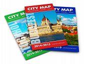 Tourist city maps