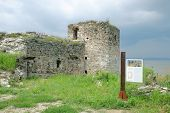 Ram Fortress defensive wall, Serbia