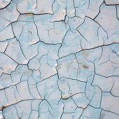 Texture Of Craquelure