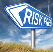 invest risk free no risks safe investment best top quality product money back guarantee