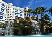 Hard Rock Tropical Pool