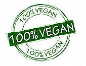 One Hundred Percent Vegan