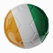 picture of ivory  - Football - JPG