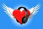 I Heart Headphone