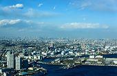 stock photo of minato  - Yokohama Minato Mirai 21 - JPG