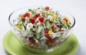 Постер, плакат: Vegetable Salad