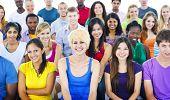 foto of seminars  - Diversity Teenager Team Seminar Training Education Concept - JPG