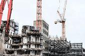 picture of machinery  - Urban scene - JPG