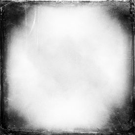 picture of leak  - black and white medium format film background with heavy grain and light leak - JPG