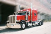pic of semi-truck  - All trademarks  - JPG