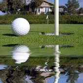 Practice Hole Reflection