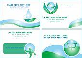 four environment labels