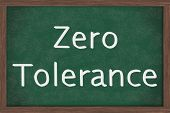 Zero Tolerance Policy At Schools