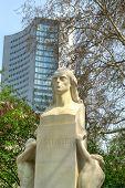 Friedrich Schiller Monument