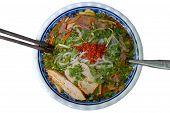 Vietnamese Spicy Beef Noodle (Bun Bo Hue)