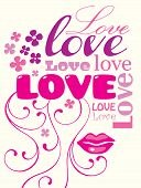 Love composition