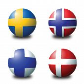 Scandinavian Balls