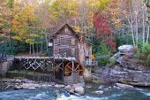 Beautiful Glade creek Grist mill