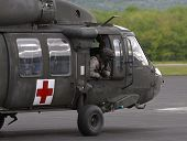 10Th Mountain Division Uh60 Black Hawk Helicopter