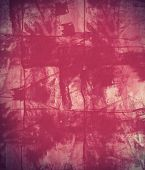 Extreme grunge digitaly created texture. Usable as background or great  layer mask for your projects