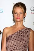 LOS ANGELES - SEP 21:  Joelle Carter arrives at the Primetime Emmys Performers Nominee Reception at