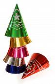 Christmas Hubcaps