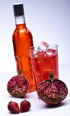 picture of sidecar  - Exotic alcohol drink - JPG