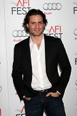 LOS ANGELES - NOV 7:  Edgar Ramirez arrives at the