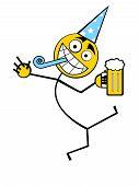 Celebrating Guy
