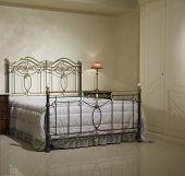 Warm Classical Bedroom
