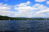 Windermere lake, England
