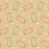 Los dispositivos móviles, Smartphone, fondo transparente